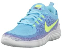 Laufschuhe Free RN Distance 2 863776-601 Nike Polarized Blue/Volt-Iron Purple