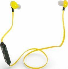 Caliber MAC060BT/Y - Draadloze in-ear oordopjes - Geel