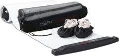 Witte Gymstick PowerSlider Pro - Mini Schaatsbaan - 230 cm - Met Online Trainingsvideo's