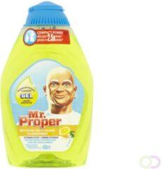 Mr Propre Mr. Proper Zomerse Citroen - 10x400ml - Allesreiniger - Voordeelverpakking