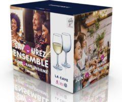Luminarc 6x Stuks wijnglazen transparant 260 ml - Wijnglas voor rode of witte wijn op voet
