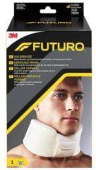 Witte FUTURO™ aanpasbare halskraag, 09027DABNOR