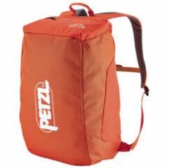 Petzl Kliff een touwtas waar 100 meter klimtouw inpast! Red/Orange