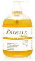 Olivella Vloeibare olijfzeep Apricot 500ml ( 2 stuks )