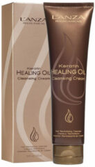 L'Anza - Keratin Healing Oil - Cleansing Cream - 100 ml