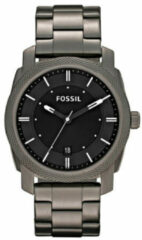 Fossil FS4774IE Horloge Machine staal smoke 42 mm