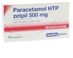 Healthypharm Paracetamol Zetpil 500 Mg (10zp)