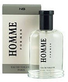 NG Homme for Men - 100 ml - Eau de Toilette