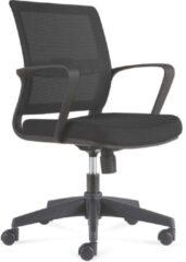 BenS 831-Eco-v Bureaustoel Zwart, degelijke bureaustoel geschikt voor langdurig gebruik.
