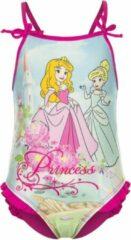 Lichtblauwe Disney Princess baby badpak