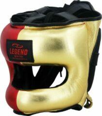 Rode Legend Sports Hoofdbeschermer + Neusbeschermer LIM Golden Boy S