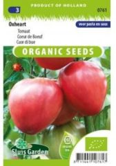 Rode Sluis Garden - Tomaat Coeur de Boeuf (Oxheart) - BIO zaden