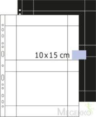 HERMA Fotophan transparent photo pockets 10x15 cm landscape white 250 pcs. (7563)