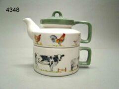 Lesser & Pavey Tea for one Boerderij