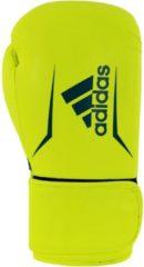 Adidas Speed 100 (kick)bokshandschoenen Geel/ Blauw 12 Oz