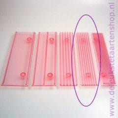 Roze J''E''M JEM Strip Cutter No. 2 -5mm
