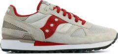 Beige Saucony Mannen Leren Sneakers - Shadow original - 45
