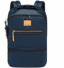 Blauwe Tumi Alpha Bravo Essential Backpack navy backpack