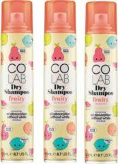 Colab Dry Shampoo Fruity - 3 pak