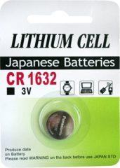 CR1632 Knoopcel Lithium 3 V 137 mAh Renata CR1632 1 stuk(s)