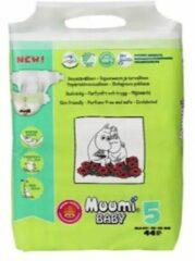 Jacob Hooy Muumi Baby Ecologische Luiers 5 Maxi Plus Voordeelverpakking 3x44st