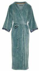 Turquoise Essenza Kimono Ilona met kant