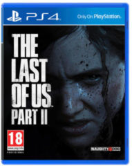 Sony The Last of Us Part II Standaard Editie (PlayStation 4)