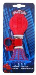 Marvel Fietstoeter Spider-man 13 Cm Rood/blauw