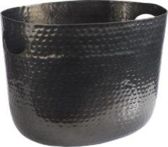 APS-Germany® Wijnkoeler - Champagnekoeler - Drankenkoeler - Aluminium - Zwart - 7 Liter