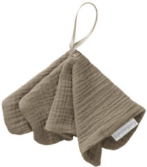 Cottonbaby Natural Soft Speendoekje Taupe