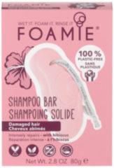 Foamie Shampoo Bar Hibiskiess (Beschadigd Haar)