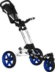 Fast Fold FastFold Flex 360 Golftrolley - Wit Blauw