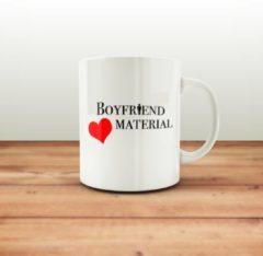 Witte AJ Publications Mok - Boyfriend material