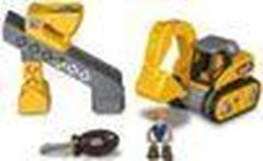 Nikko Toys Nikko Road Rippers Motor Wheelie: nitro racemotor groen