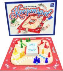 King International Keezenspel Compact - Oud Hollands Keezen - Bordspel - 2 tot 4 Spelers