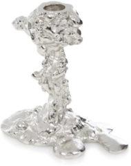 Zilveren Pols Potten Drip S kandelaar 14 cm