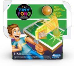Hasbro Mini Tafeltennistafel Tiny Pong 29 Cm Groen