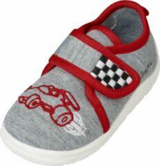 Playshoes Schoenen Race-auto Junior Textiel Grijs Maat 28/29