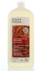 Douce Nature Douchegel & Shampoo Relax Sandelhout (1000ml)