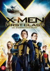 TWENTIETH CENTURY FOX X-Men: First Class | DVD