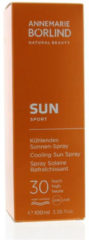 Annemarie Borlind Boerlind Sun Sport zonnebrandspray Lichaam Waterbestendig 100 ml