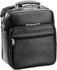 Travel Bags Flugumhänger III 34 cm D&N schwarz