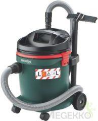 Groene Metabo ASA 32 L - Alleszuiger - 1200 Watt - 32 liter reservoir