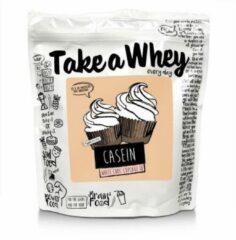 Take-A-Whey Micellar Casein - White Choc Cupcake