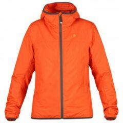 Rode Fjällräven - Women´s Bergtagen Lite Insulation Jacket maat L oranje/rood