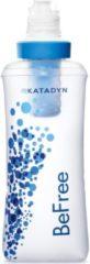 Transparante Katadyn Befree 0.6 Liter Waterfilter Softflask