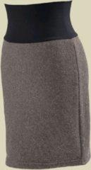 Mufflon Ria Women Damen Wollrock Größe L granit