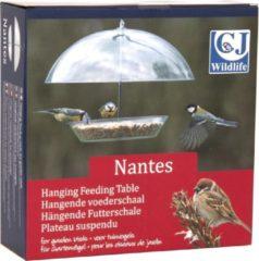 Transparante Wildbird Hangende Voederschaal Nantes - Voerbak - 30x30x25 cm