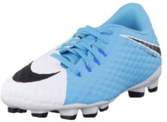 Fussballschuhe Jr Hypervenom Phelon III FG 852595-308 Nike White/Black-Photo Blue-Chlorine Blue