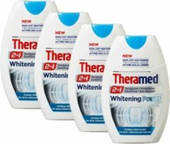 Theramed Tandpasta Whitening Power 4 x 75 ml